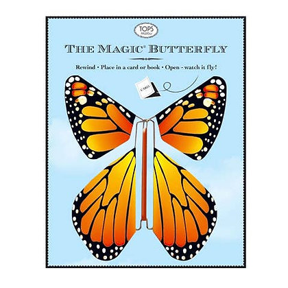 Magic Flying Butterfly