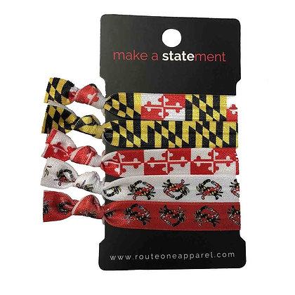 Maryland Hair Ties