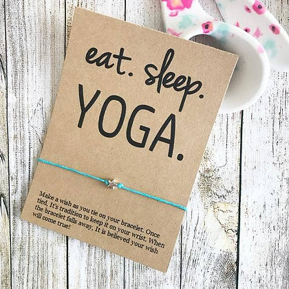 Eat Sleep Yoga Wishlet