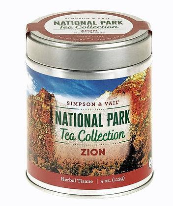 Zion National Park Tea