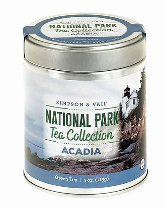 Acadia National Park Tea