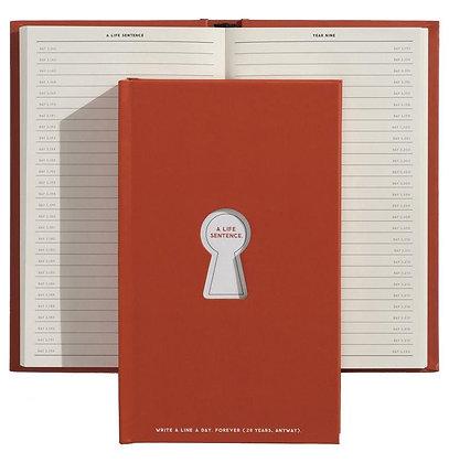 Life Sentence Journal