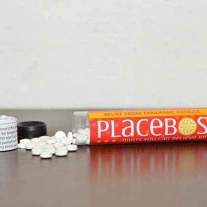 Relief from Pandemic Fatigue: Placebos Mints