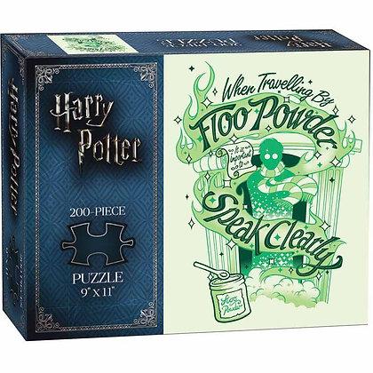 Harry Potter Floo Powder 200-Piece Puzzle