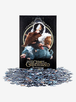 Fantastic Beasts Baby Nifflers 1000 Piece Puzzle