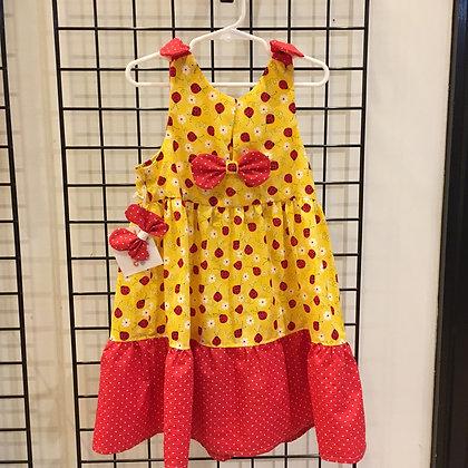 Girls Sundress - Size 4/5