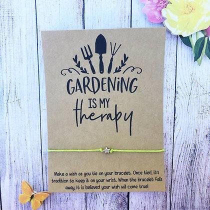 Gardening Therapy Wishlet
