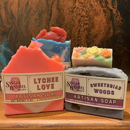 Assorted Artisan Soaps