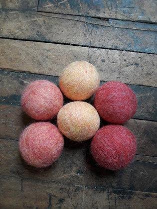 Zero Waste Dryer Balls - Wildflower