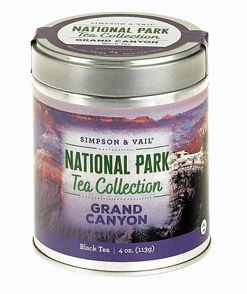 Grand Canyon National Park Tea