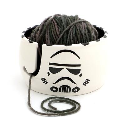 Storm Trooper Yarn Bowl