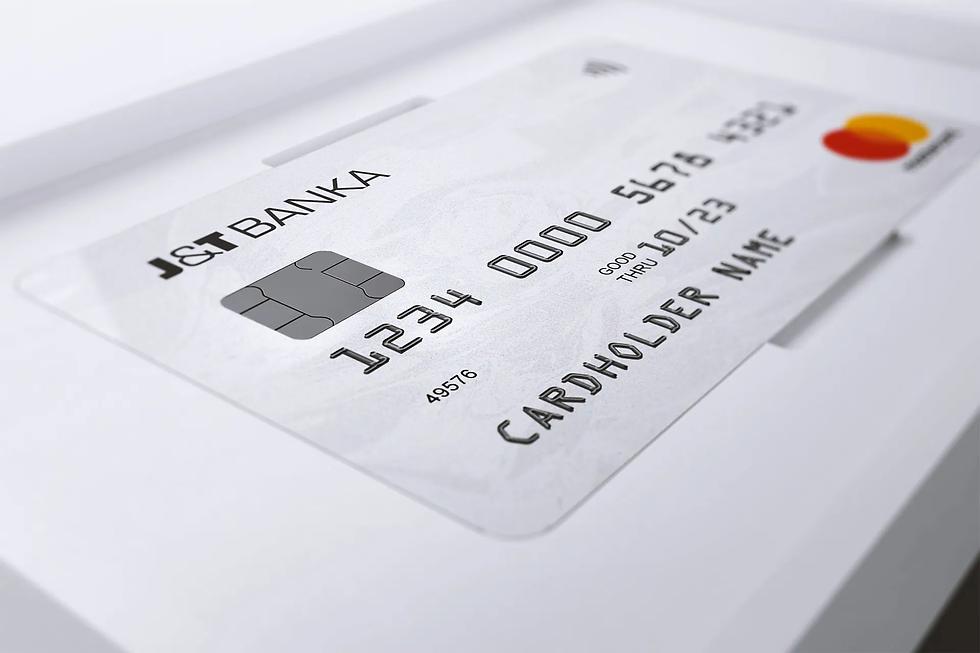 j&t bank credit card design