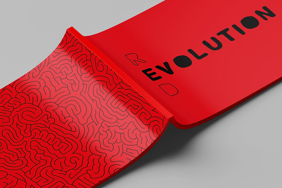 red book evlution