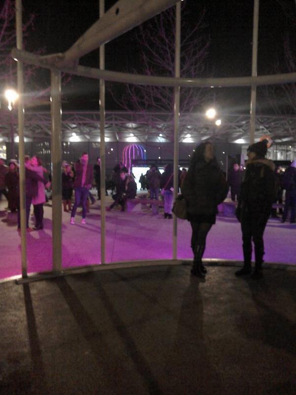 Inside IFO Lumiere London