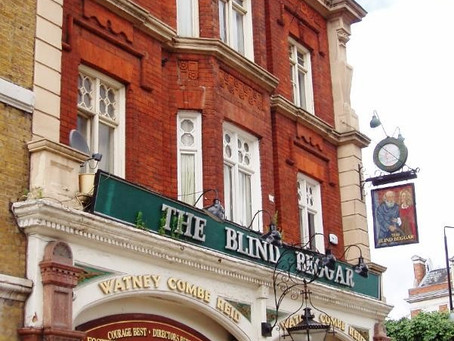 Have a pint at the scene of a Kray twins murder: A Yearful of London week 5