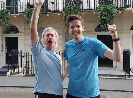 INTERVIEW: Half marathon tips from Richard Lawrence