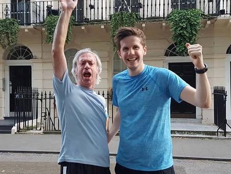 INTERVIEW: Half marathon tips from Richard Lawrence