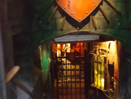 The Clink Prison Museum: A Yearful of London Week 9