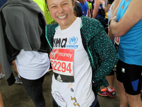 Our London Marathon Memories