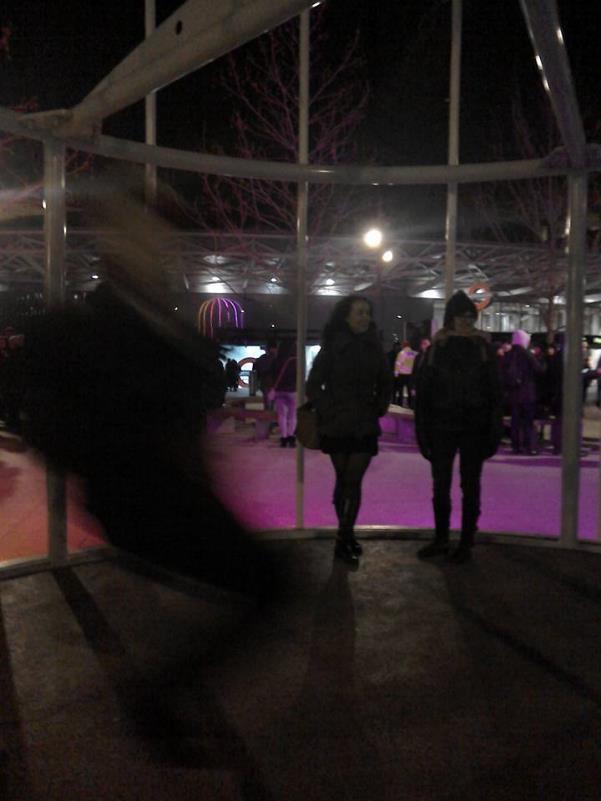Swing IFO Lumiere London