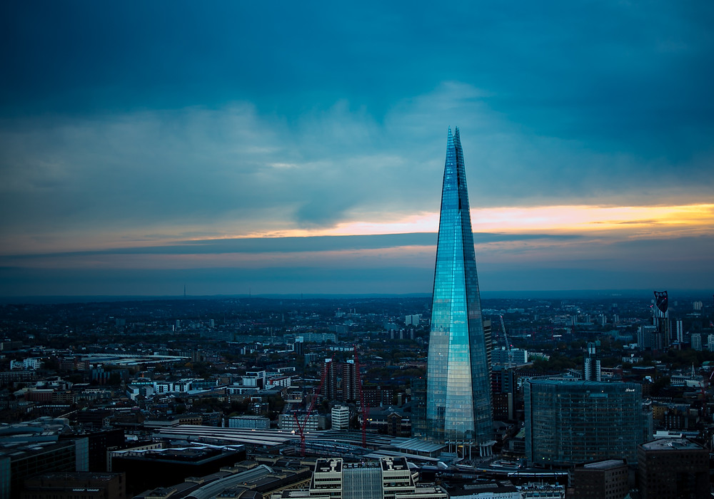 In the Shdow of the Shard