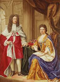 Queen Anne and Prince George of Denmark