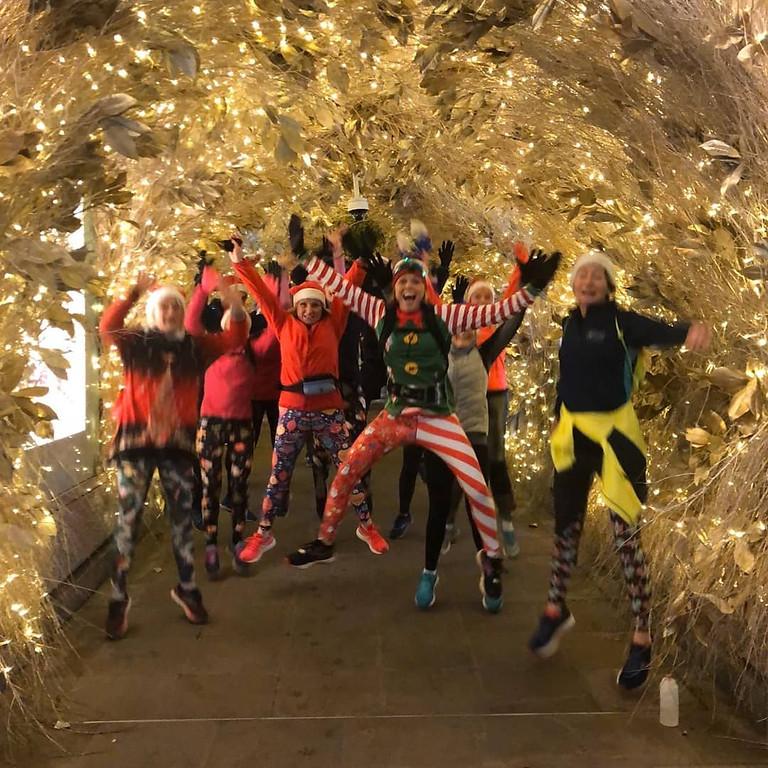 Christmas in Chelsea Running Tour