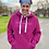 Thumbnail: Cranberry Secret London Runs hoodie