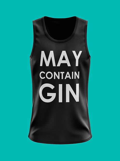 May Contain Gin Vest