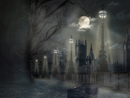 The 13 spookiest spots to run to in London