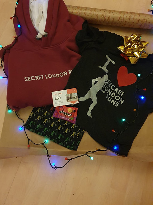 I LOVE Secret London Runners Gift Box