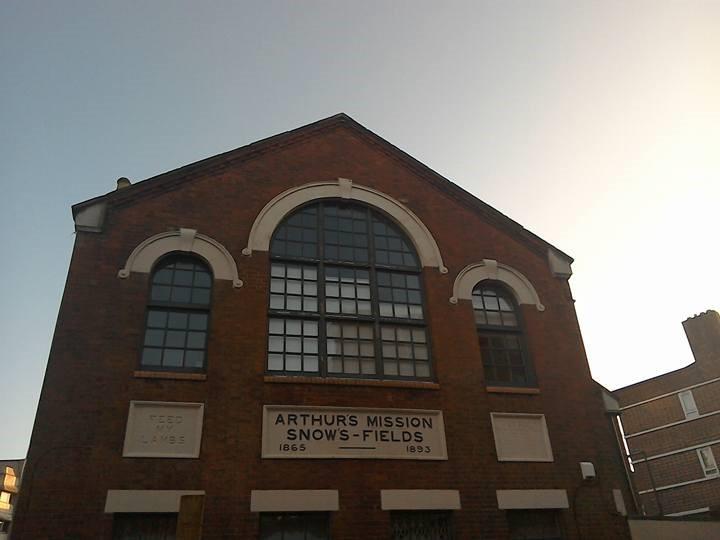 Arthurs Mission, Snowfields