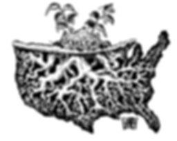 Populism tree growth illustration cartoon