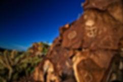 La Ceinguilla Petroglyph