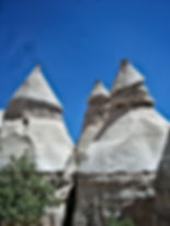 Tent Rocks New Mexico Close Up