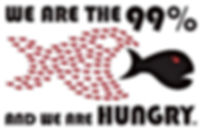 99% is hungry