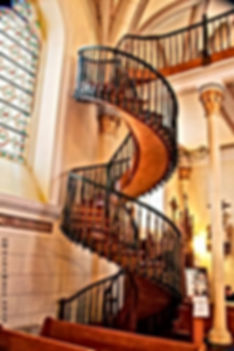 Miraculous Staircase of Loretto Chapel