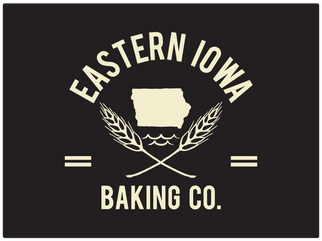 The Eastern Iowa Baking Co. Branding