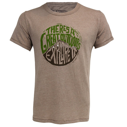 Great Outdoors Tee