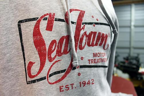 Sea Foam Motor Treatment Apparel
