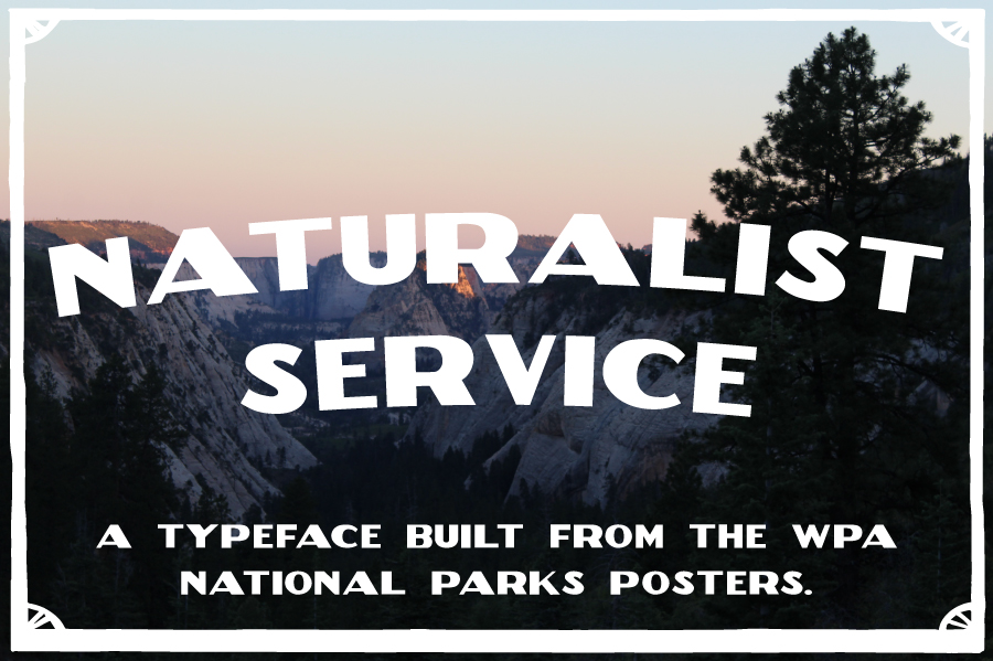 Naturalist-Service-Sample