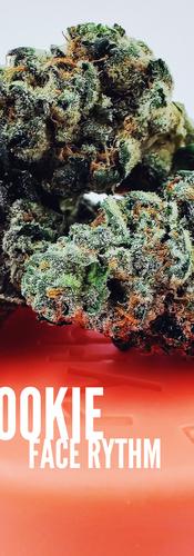 Cookie Face - Rythm Cannabis