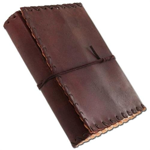 Handmade Leather journal blank diary for men and women girl gift diary