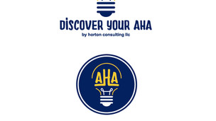 Discover Your AHA logo