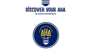 Discover Your AHA logo