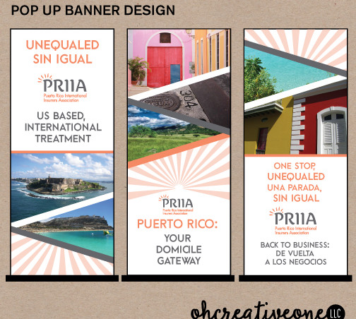 Pop Up Banners