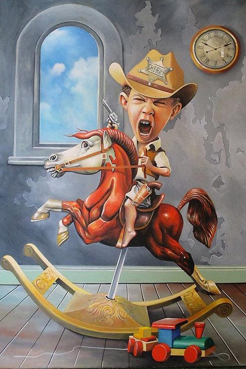 Cowboys & Indians ©