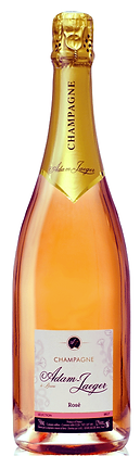 CHAMPAGNE ADAM JÄGER ROSE SELECTION 75 cl