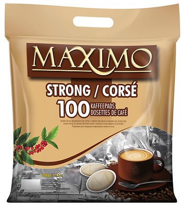 MAXIMO 100 PADS STRONG