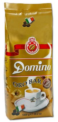 DOMINO ESPRESSO ORO BAR 1KG BEANS